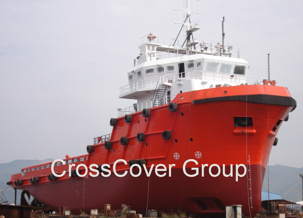 Anchor Handling Tug Supply,AHTS,NB 8080HP AHTS for sale,China